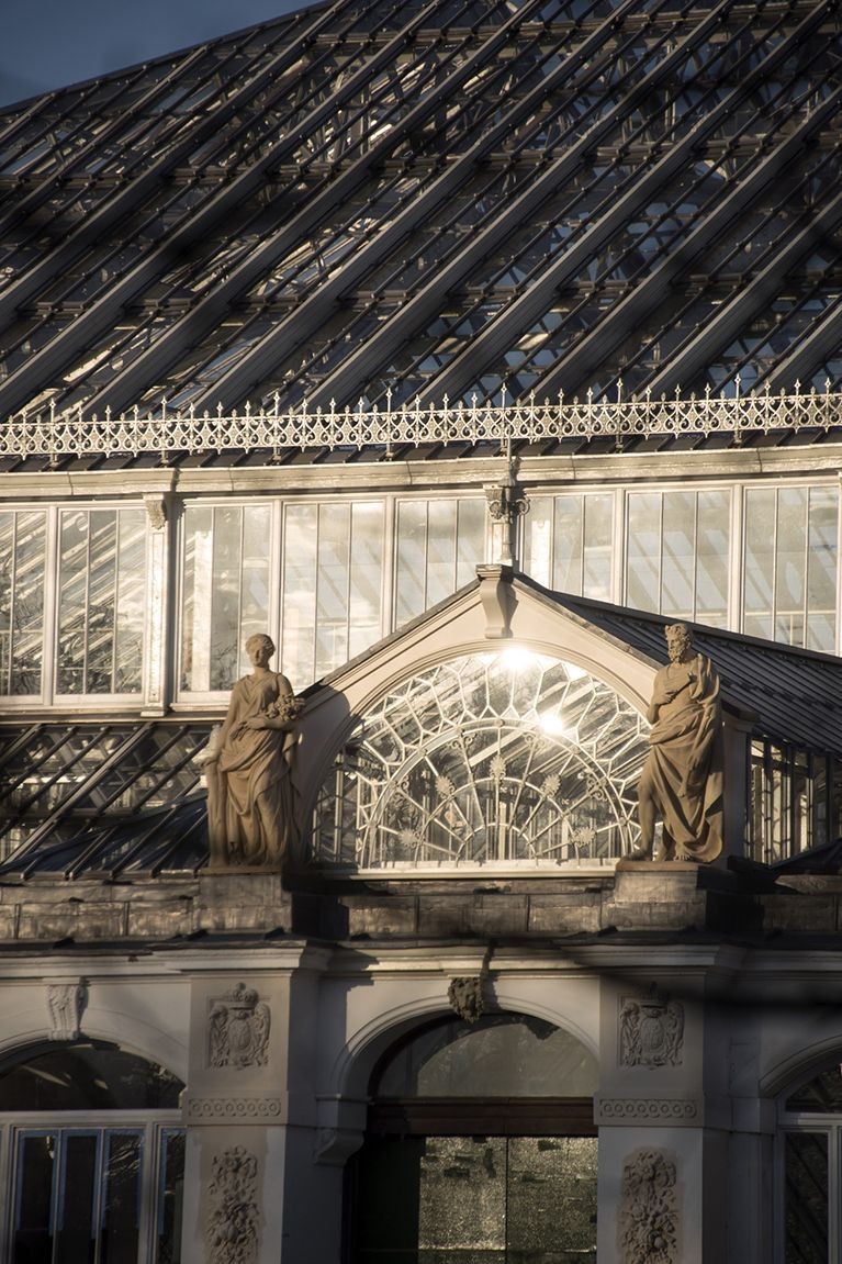 BEYOND LONDON: GLASSHOUSES OF ENGLAND
