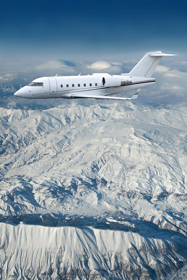 Flight of fancy: Private Jet Destinations