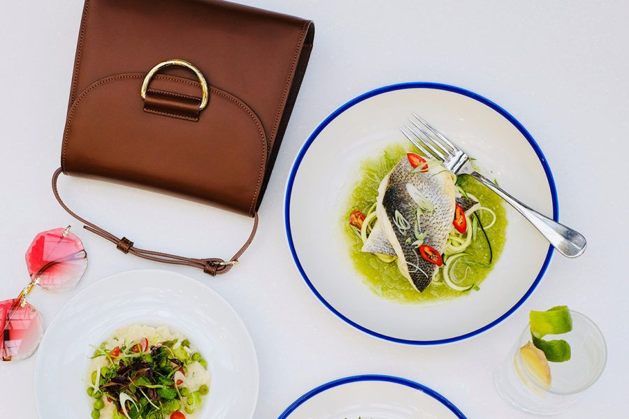 Harvey Nichols' Summer Menu with the OXO Tower