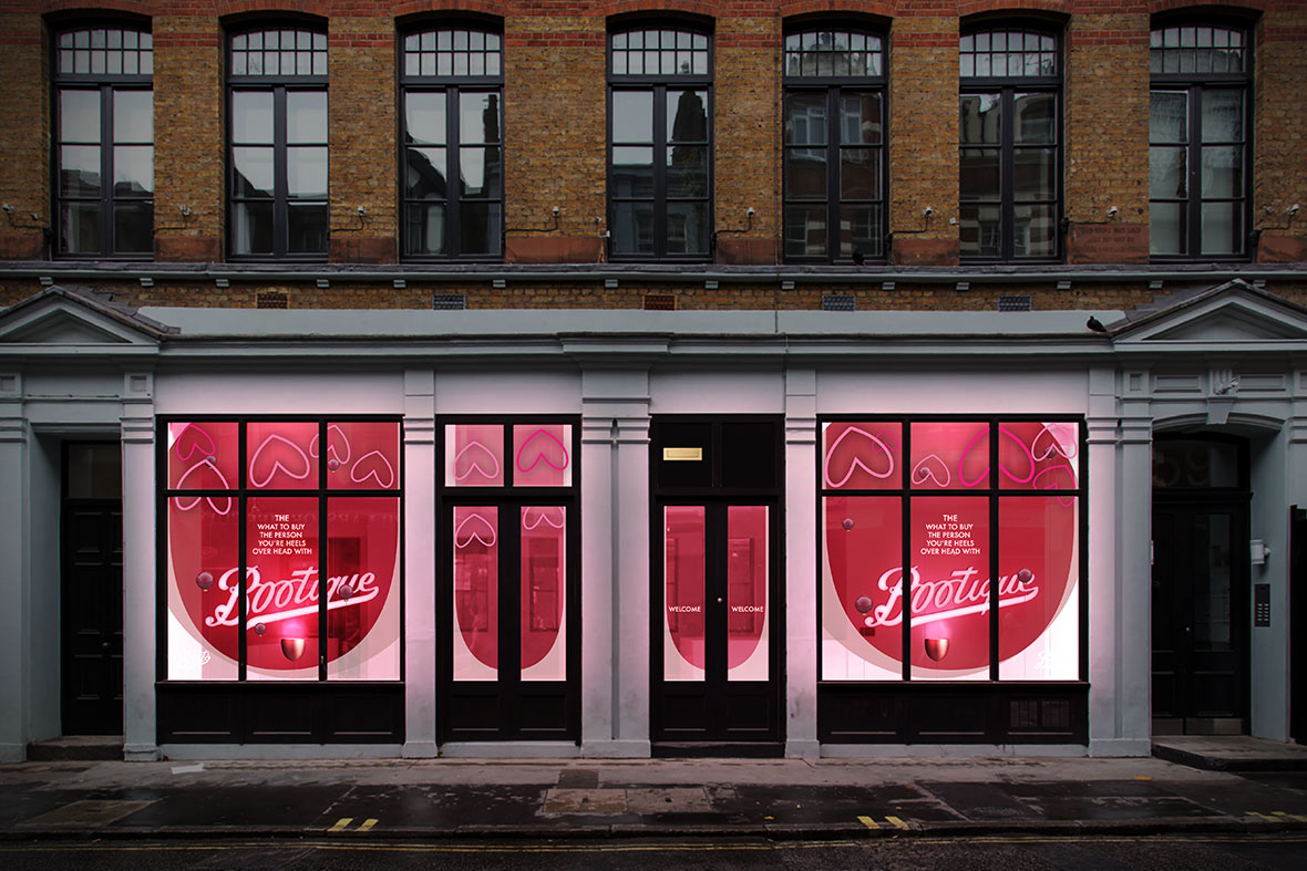 Bootique: Boots' new Christmas pop-up